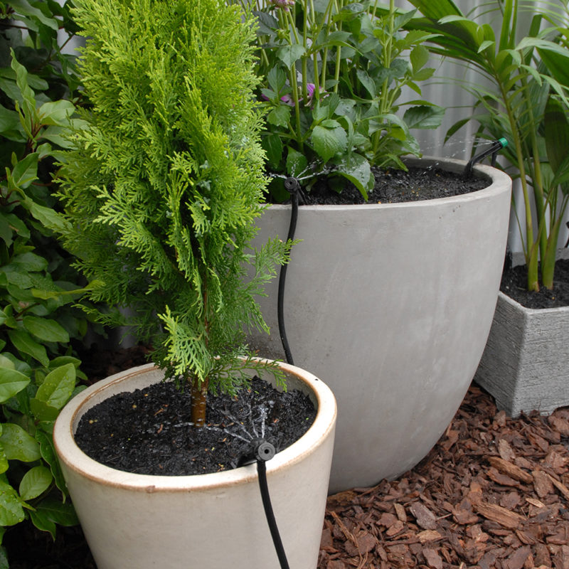 Potstream® in Pots